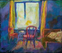 Exposición de Pintura de Andrzej Kaminski