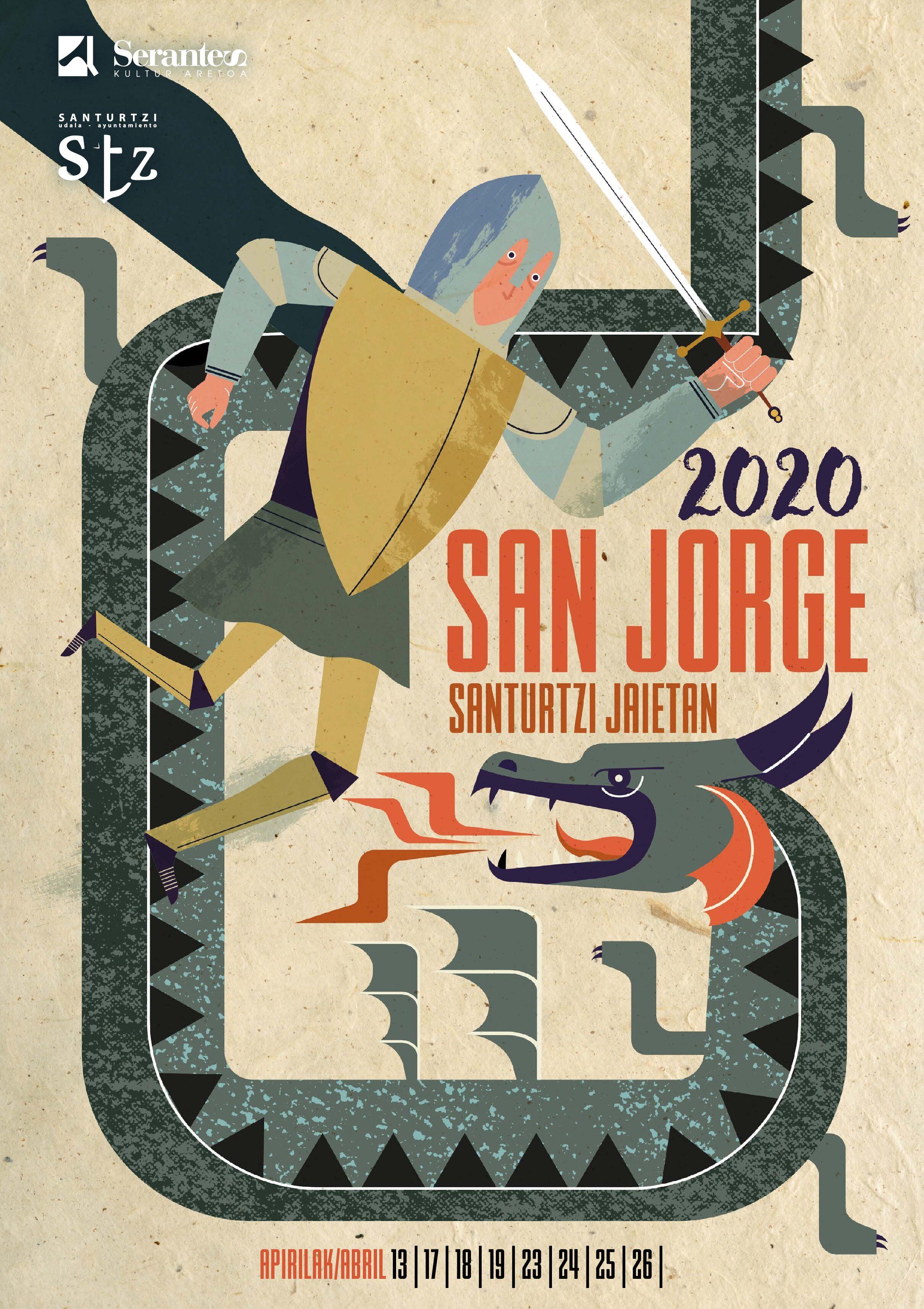 San Jorge Jaiak