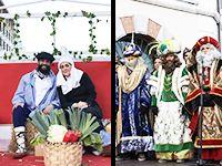 Santurtzi afronta la navidad con cultura e ilusión