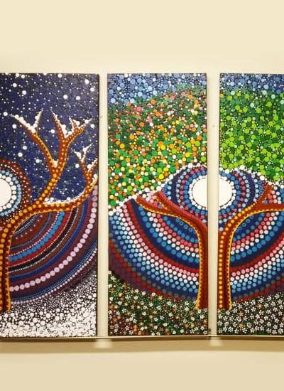 Muestra: De Solsticios y Equinoccios  -Naturaleza, Arte y Reflexiones-