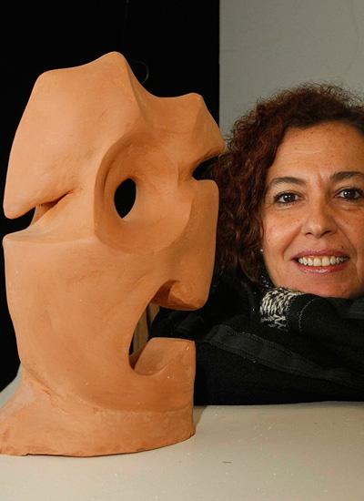 María Eugenia Maraval erakusketa